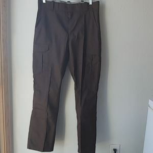 36×33 Brown Cargo Work Pants. Aureus International
